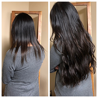 Women's Extensions at Revelations Hair Studio